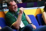 A.Sabonis įvertino Lietuvos rinktinės žaidimą ir pasakė, kas labiausiai nuvylė