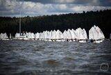 """Tarptautinėje """"Rudens vėjo"""" regatoje – net keli šimtai sportininkų iš skirtingų valstybių"""