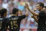 """Aštuonių įvarčių šou tarp """"Man City"""" ir """"Milan"""" baigėsi Anglijos klubo pergale (+ kiti rezultatai)"""