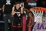 """""""Heat"""" eliminavo reguliariojo sezono nugalėtoją"""