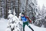 """Savo rekordą Europos čempionate pagerinusi G.Leščinskaitė: """"Trasa visiškai neatitinka mano šliuožimo technikos ir stiliaus"""""""