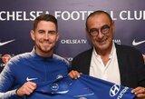 """Oficialu: Jorginho papildė """"Chelsea"""""""