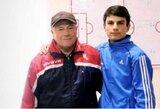 """Kalnų Karabacho kare žuvo 18-metis """"Lokomotiv"""" futbolininkas"""