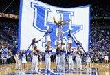 Kentukio universitetas atleido keturis trenerius: šokėjos buvo skatinamos pasirodyti be kelnaičių