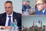 Chaosas Elektrėnuose: V.Škadauskas nepasirodė posėdyje, paaiškėjo konkrečios problemos, pateikti faktai, bet sprendimų reikės dar laukti