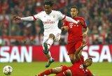 """""""Benfica"""" vs. """"Bayern"""": 10 esminių statistikos faktų"""