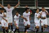 """Europos lygos finale – """"Sevilla"""" ekipos triumfas"""