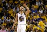 S.Curry pakartojo Š.Marčiulionio rekordą