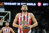 Po rungtynių – gražus K.Papanikolaou gestas