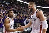 "Oficialu: K.Lowry nutraukė kontraktą su ""Raptors"""