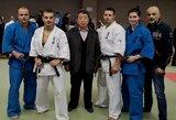 Pasaulio kudo čempionate V.Tarasevičius ir E.Kareckaitė užėmė penktąsias vietas, I.Barysui nepasisekė su burtais