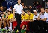 FIBA tiria australų pralaimėjimą Angolos rinktinei