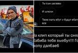 """Po Chabibą pašiepiančios dainos penkių vyrų gauja užpuolė Rusijos MMA kovotoją: """"Gal jie tikrai norėjo mane išprievartauti?"""""""