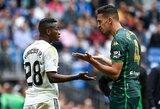 """Visiškas pasidavimas: """"Real"""" vieną blogiausių sezonų Ispanijoje užbaigė dvyliktu pralaimėjimu"""