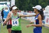 L.Asadauskaitė ir L.Batulevičiūtė pateko į pasaulio čempionato finalą, I.Serapinaitei trūko vieno taško
