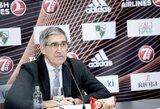 Sprendimas priimtas: Eurolygos sezonas yra nutrauktas