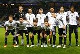 Pasaulio čempionai paskelbė sudėtį, kuri žais prieš Angliją ir Azerbaidžaną