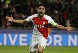 """Oficialu: R.Falcao susiejo savo ateitį su """"Monaco"""""""