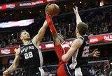 """G.Popovičius: """"Motiejūnas yra geras krepšininkas, jis – lietuvis"""""""