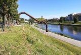 """Išmėginkite: maršrutas dviračiu """"Skulptūros pakrantės take"""""""