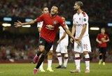 """Pasirengimą sezonui """"Manchester United"""" baigė pergale prieš """"Milan"""" po baudinių serijos"""