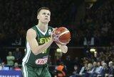 """A.Butkevičius džiaugiasi žaidimu rinktinėje: """"Man viskas buvo labai įdomu ir naudinga"""""""