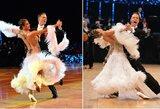 Lietuva turi naują profesionalių šokėjų porą: pranašaujami medaliai