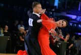 Lietuvos šokėjai – tarptautinių varžybų nugalėtojai ir prizininkai