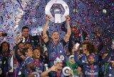 """Z.Ibrahimovičius sulaukė nuostabaus pagerbimo, """"Monaco"""" pateko į Čempionų lygą"""
