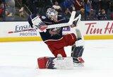 NHL lygoje – 81 metus neregėtas latvio pasiekimas