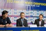 Milijoną litų kainuosiantis pasaulio jaunių krepšinio čempionatas – iššūkis Kaunui