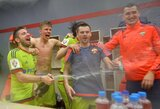 CSKA susigrąžino stipriausio klubo vardą Rusijoje