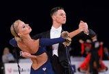 Lietuvos šokėjai – tarptautinių varžybų Vilniuje nugalėtojai ir prizininkai