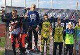 G.Pabijanskas šventė pergalę Baltijos jūros šalių BMX dviračių čempionato antrajame etape
