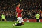 """""""Manchester United"""" trenerio patarimas M.Greenwoodui – pamiršti Europos čempionatą"""