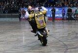 """StuntRiding EuroCup"" motoakrobatikos varžybose – A.Gibiežos triumfas (komentaras)"