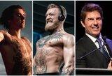 "J.Bieberis kreipėsi į UFC prezidentą: ""Noriu kautis narve su T.Cruise'u"""