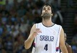 Serbai su M.Teodosičiumi pralaimėjo estams