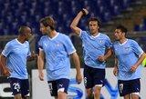 """Lazio"" namuose nugalėjo ""Napoli"" klubą"