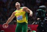 Lietuvos lengvaatlečiai jau turi penkis kelialapius į pasaulio čempionatą