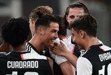 """""""Juventus"""" įsirašė į savo sąskaitą dar vieną pergalę"""