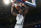 """""""Spurs"""" nutraukė ilgiausią G.Popovičiaus nesėkmių seriją"""