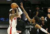 """""""Lakers"""" gretas papildė B.McLemore'as"""