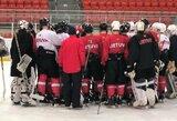 Lietuvos jaunimo ledo ritulio rinktinės stovyklą paliko pirmieji žaidėjai