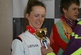 Lietuvos biatlono viltis G.Leščinskaitė svajoja apie olimpines aukštumas
