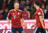 """K.Comano netekęs """"Bayern"""" klubas pirmose Vokietijos čempionato rungtynėse įveikė """"Hoffenheim"""" ekipą"""