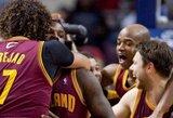 Gražiausiu NBA dienos epizodu tapo pergalingas D.Waiterso metimas
