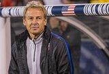 Oficialu: JAV rinktinė atsisakė J.Klinsmanno paslaugų