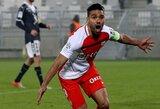 """R.Falcao """"hat-trickas"""" leido """"Monaco"""" pakilti į pirmą vietą Prancūzijoje"""