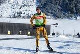 Dar vienas sėkmingas T.Kaukėno startas pasaulio biatlono čempionate (komentarai)